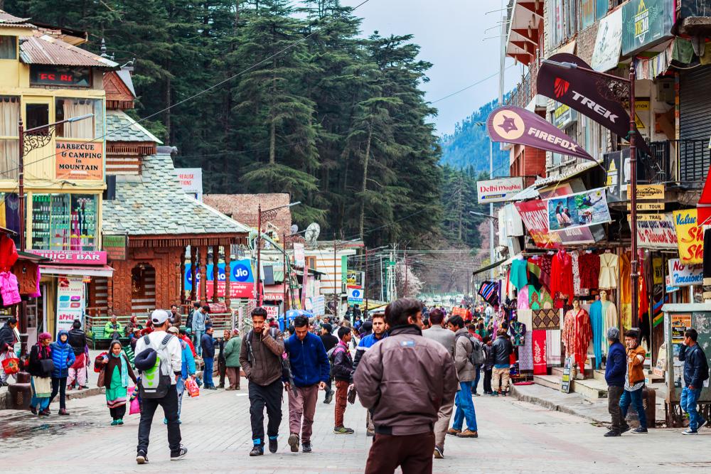 mall-road-manali